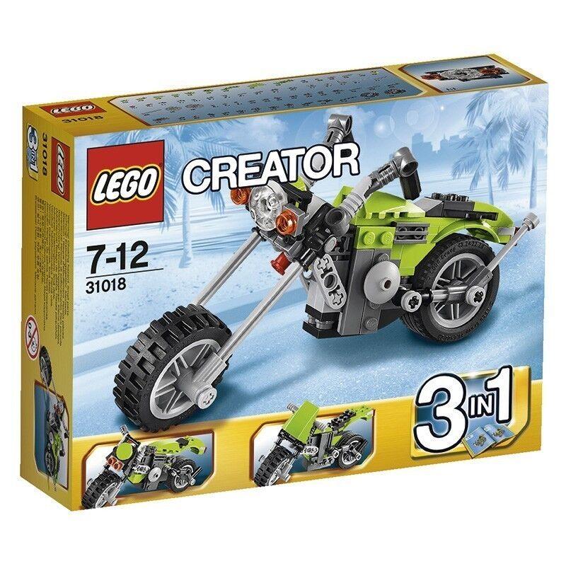 Lego 31018 - Halcón de la Carretera - NUEVO