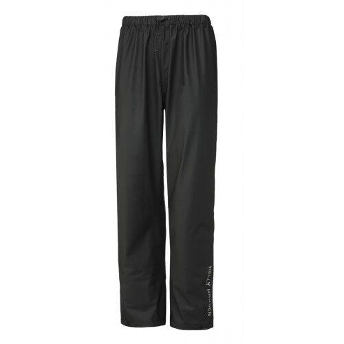 BLACK S//M//XL Helly Hansen 70480 Workwear Voss Waterproof Pants
