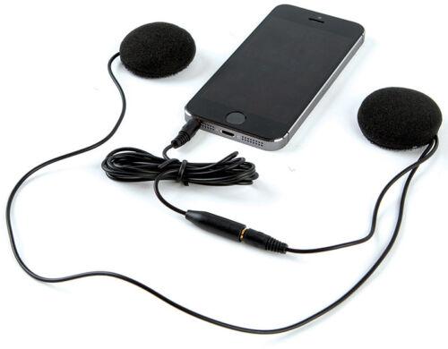 Uclear Pulse Drop In Helmet Speakers 11023 Universal 3.5mm jack