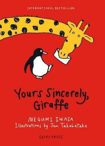 Yours Sincerely, Girafe Par Iwasa , Megumi, Neuf Livre ,Gratuit & , (Pape