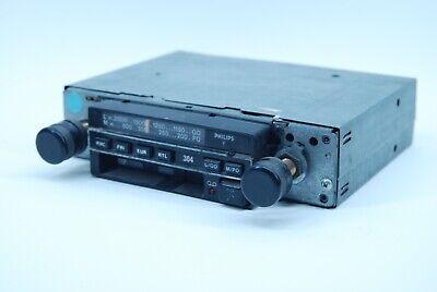 Apprensivo Antico Autoradio Cassetta Philips 304 Venduto In Stato Non Testato In Vendita