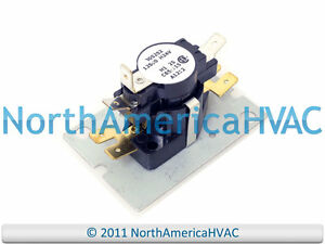 Details about Goodman Janitrol Amana Furnace Fan Relay Timer Sequencer on