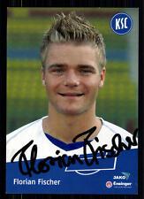 Florian Fischer Karlsruher SC II 2005-06 TOP AK  + A 71938