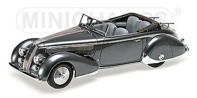 weiß 1:18 NEU OVP Minichamps 107125330 Lancia Astura Tipo 233 Corto 1936