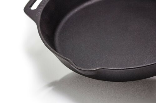 Petromax Fire Pan Frying Pan 40cm Content 4.7 L with Handle induction gas