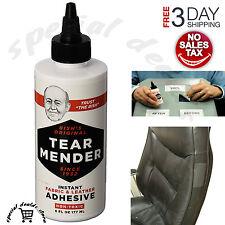 Original Liquid Leather Fabric Repair Kit Upholstery Adhesive Sofa Car Seat Fix