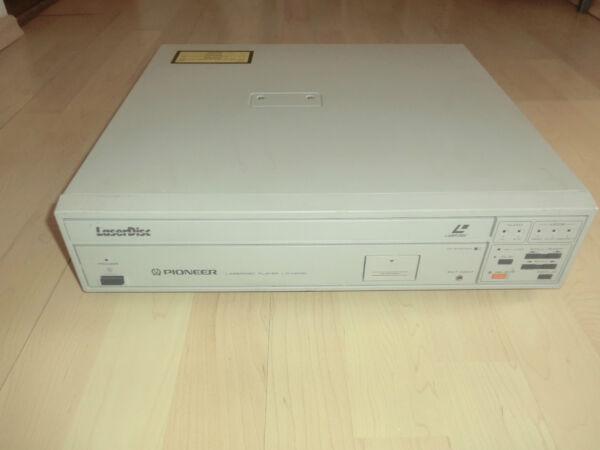 Pioneer Ld-v4100 Laserdisc-player, Defekt, Nur Rauschen Statt Ton, Bild Ok