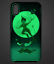 OTTERBOX-Disney-Park-Case-iPhone-XS-MAX-Peter-Pan-Tinker-Bell-Glows-in-the-Dark miniature 1