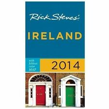 Rick Steves' Ireland 2014-ExLibrary