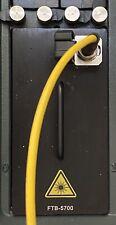 Exfo Ftb 5700 Cdpmd Fiber Analyzer Module Only