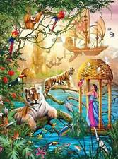 LPF HOLOGRAPHIC JIGSAW PUZZLE SHANGRI-LA SUMMER CIRO MARCHETTI 1000 PCS #7350