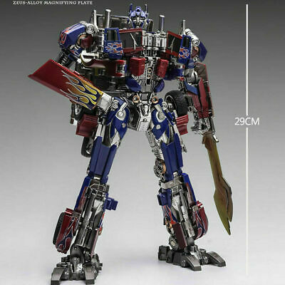 Oversized Optimus Prime for Transformers The Last Knight BOY GIFT Masterpiece