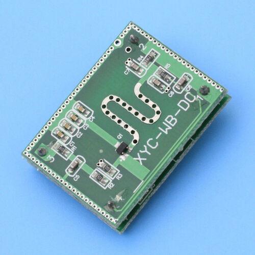 5.8GHZ Mikrowelle Radar Sensor 6-9M Smart Schalter Home Control 3.3-20V DC AIP