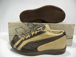 83a78aa67ce Details about PUMA SEVILLA RUDOLF DASSLER VINTAGE MEN SHOES BOOT 400010-02  SIZE 5 NEW