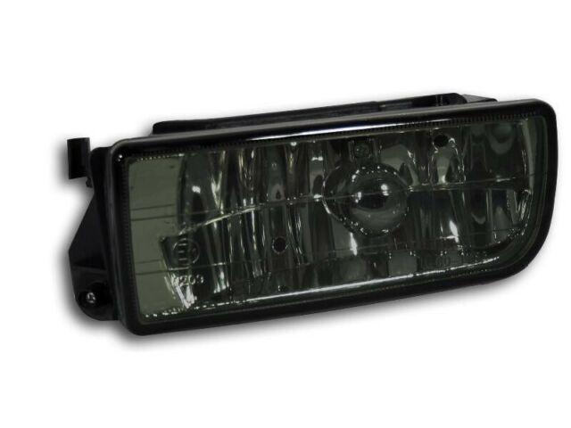 Klarglas Schwarz / Black Nebelscheinwerfer für BMW E36 3er BMW
