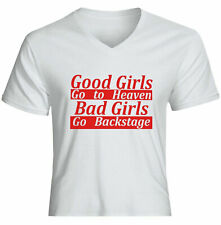 Good girls go to heaven bad girls ride with JAX T-Shirt S-XXXL
