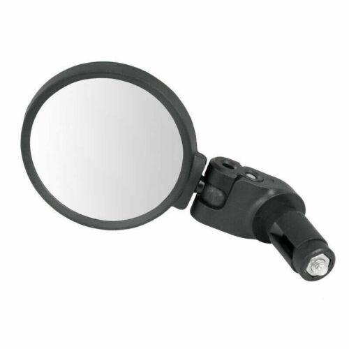 HF-MR083 Verstellbar Fahrrad Rückspiegel Fahrrad Rücken Spiegel Reflektor BE