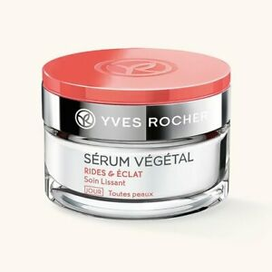 Yves Rocher Vegan Serum Vegetal Smoothing Day Care - Wrinkles & Radiance