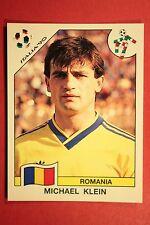 Panini ITALIA 90 N. 162 ROMANIA KLEIN VERY GOOD / MINT CONDITION!!