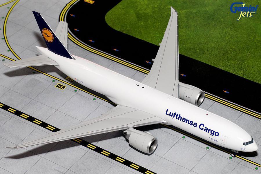Lufthansa Cochego Boeing 777F D-alfa Gemini Jets G2DLH486 escala 1 200