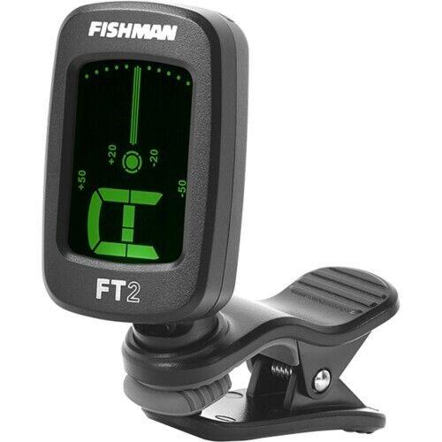 Fishman FT-2 Clip-on TunerNeu