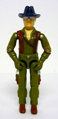 Dragonfly Helicopter Pilot GI JOE Wild Bill v1 1983 A Real American Hero Figure
