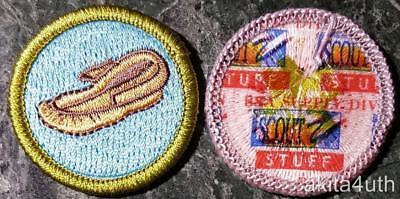 Leatherwork merit badge pamphlet pdfs