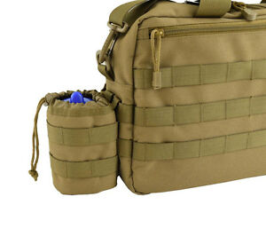 058797ab4cd Tactical Baby Gear® MOLLE Thermal Lined Bottle Pouch 2.0 - Coyote ...