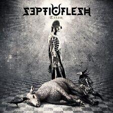 Septicflesh - Titan CD 2014 Season of Mist Septic Flesh atmospheric death metal