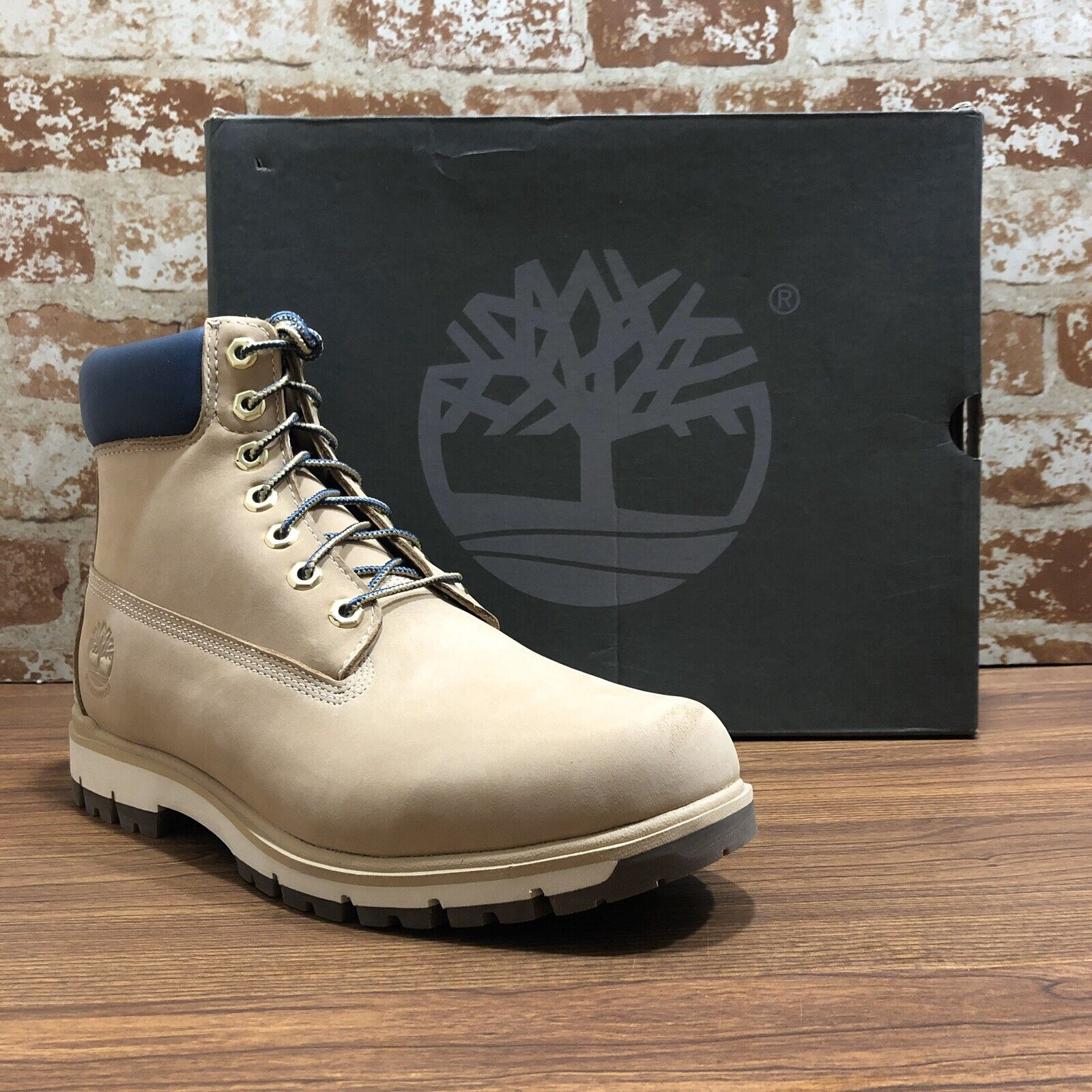 corto como resultado Pasado  TIMBERLAND MEN RADFORD 6-INCH LIGHTWEIGHT WATERPROOF BOOTS STYLE A1PC8  SIZES 9.5 for sale online