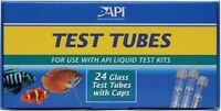 Api Replacement Test Tubes With Caps (24 Count) , New, Free Shipping on sale