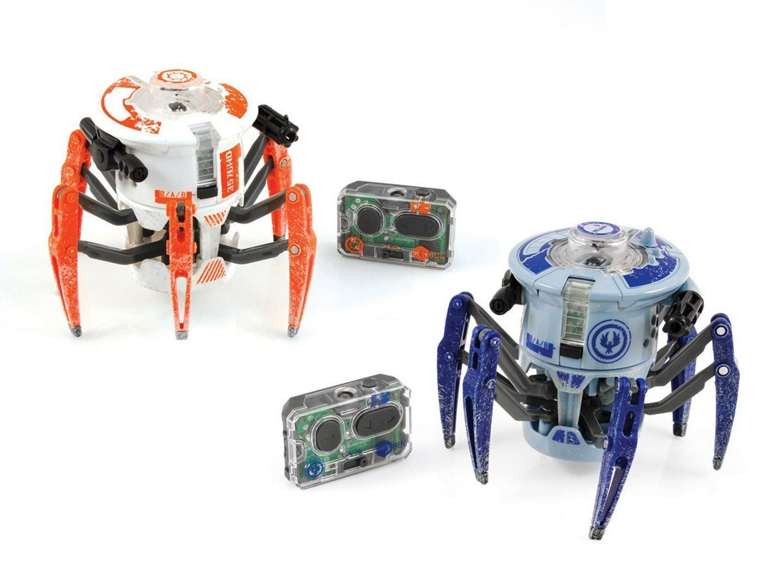 NEW HEXBUG RC 360 RS 365533;65533; Slagsmål med Spider Slåss med ljus 2-packa födelsedagspresent