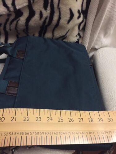 en Slim Nouveau portable bleu Tumi sac nylon d'ordinateur N0mw8Oyvn