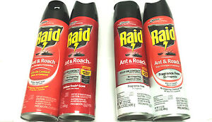 Image Is Loading 1 Raid Ant Amp Roach Outdoor Fresh