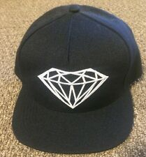DIAMOND SUPPLY CO EMBROIDERED SNAPBACK IN NAVY 100% AUTHENTIC!!!!
