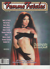 FEMME FATALES MAGAZINE #1 VF/NM