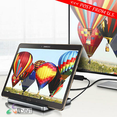 GENUINE ORIGINAL Samsung Galaxy Tab Pro 8.4 10.1 MT800 Multimedia Dock Charger