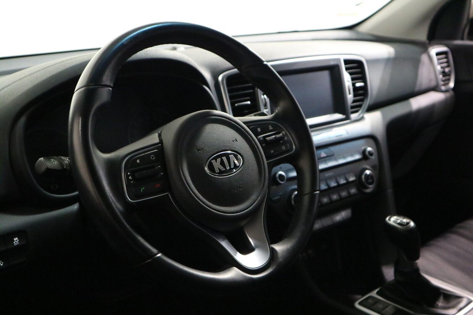 Kia Sportage 1,7 CRDi 115 Advance - billede 11