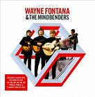 The Best of Wayne Fontana and the Mindbenders by Wayne Fontana/The Mindbenders/Wayne Fontana and the Mindbenders (CD, Mar-2009, Universal Music)