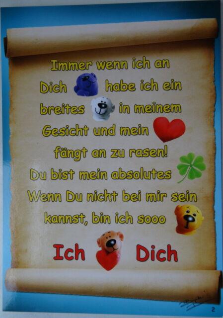 Postkarte Grußkarte Tatzino Bär Nr 2 Mit Lustigem Spruch