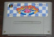 SNES. Kirby Bowl Kirby's Dream Course (NTSC JP) SHVC-CG