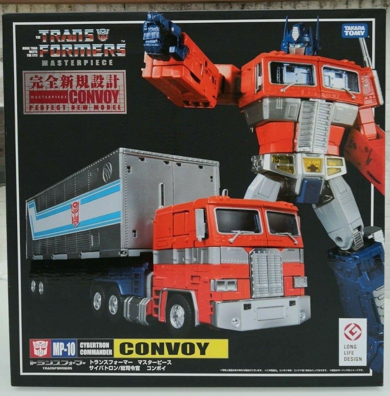 Los mejores precios y los estilos más frescos. Transformers Masterpiece MP10 optimues Prime sin usar y en en en caja sellada con moneda  bienvenido a elegir