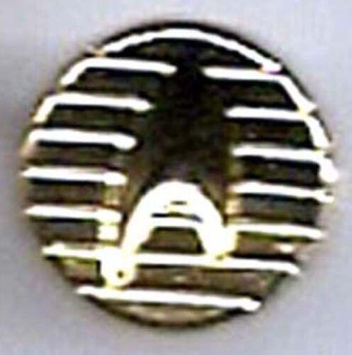 Gold Plated Star Trek Ten Year Service Uniform Pin STPI-10Year Movies Costumes