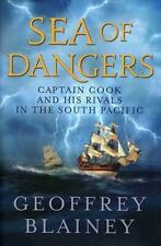 Sea of Dangers: Captain Cook and His Rivals in the South Pacific-ExLibrary