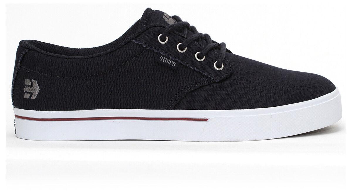 Etnies Jameson2 ECO Schuhe Skateboarding/Longboarding Farbe Navy White