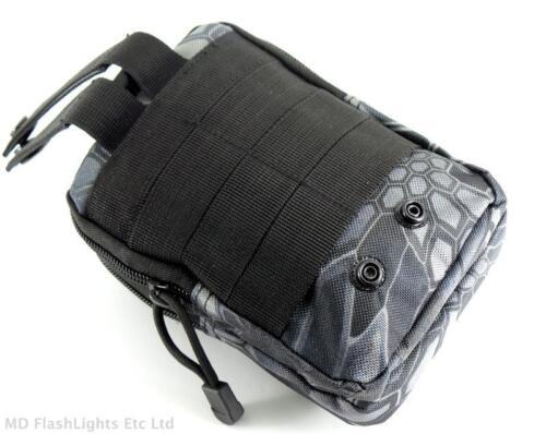 Kryptek Camo Kompakt Edc 1050d Molle Tasche Bushcraft Überleben Sets Zelten
