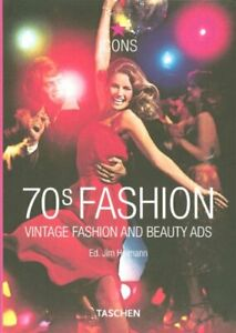 70s-Fashion-Vintage-Fashion-and-Beauty-Ads-Ic-by-Schooling-Laura-Paperback
