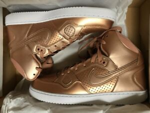 Image is loading Nike-Son-Of-Force-Mid-Women-039-s- b5432e437