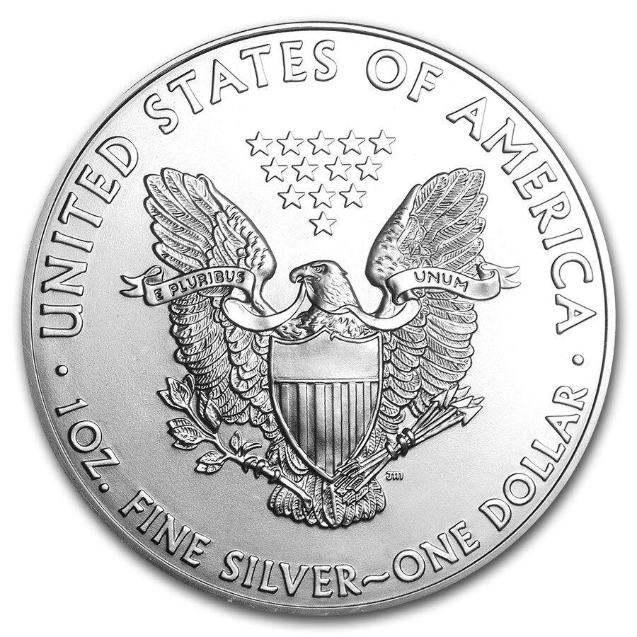 Silver American Eagle 1oz Coin