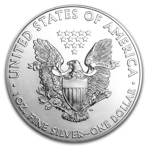 .999 fine silver American Eagles 1oz Coin Silver American Eagle 1 oz